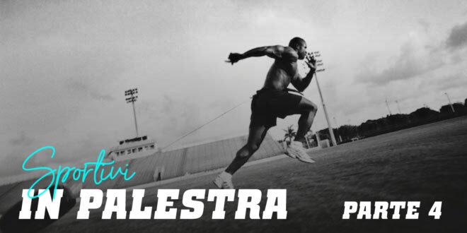 Guida HSN: Sportivi in Palestra. Parte 4