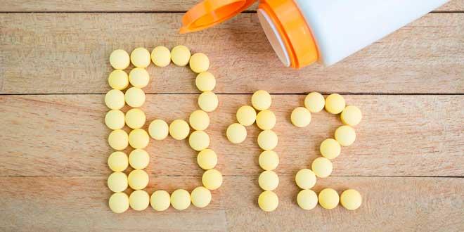 Vitamina B12 e vegani
