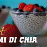 Yogurt Greco con Semi di Chia