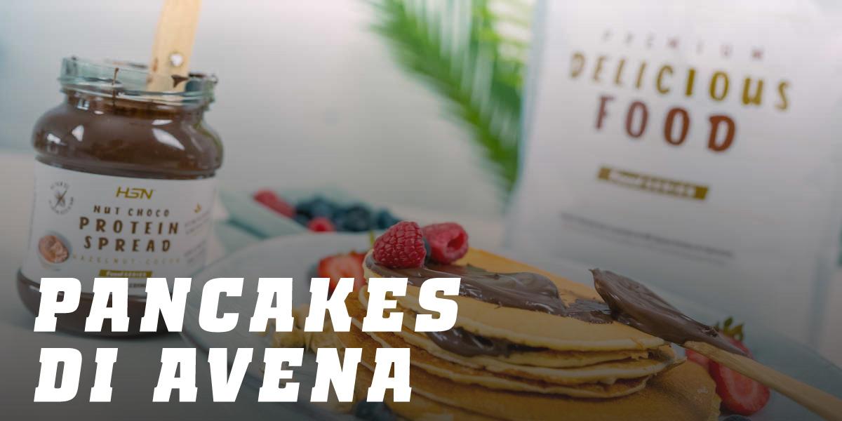 Pancake di Avena HSN