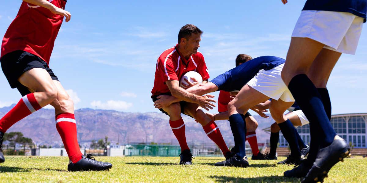 Come evitare lesioni rugby