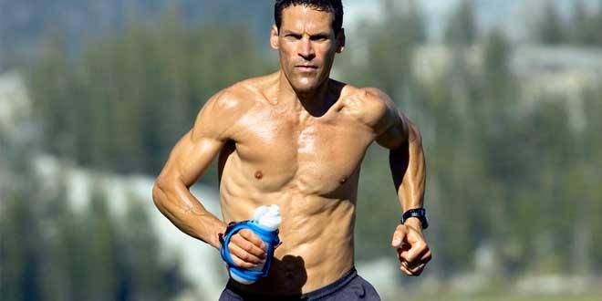 Mangiare durante la maratona