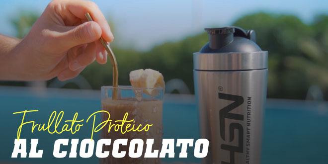 Frullato Proteico di Cioccolato