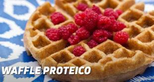 Waffle Proteico