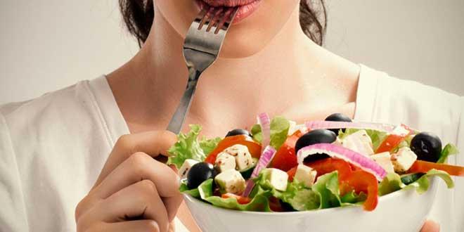 Come mangiare cibo sano ogni giorno