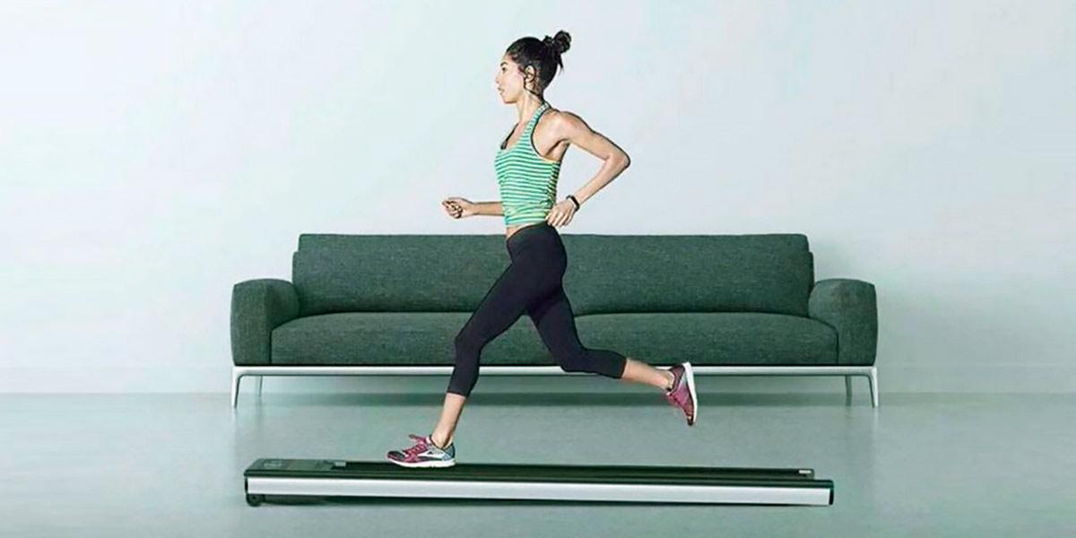 Correre sul tapis roulant