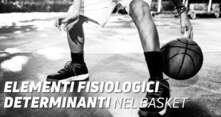 Elementi fisiologici determinanti nel basket