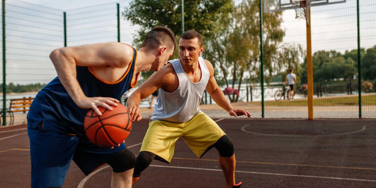Esigenze fisiche di un giocatore di basket