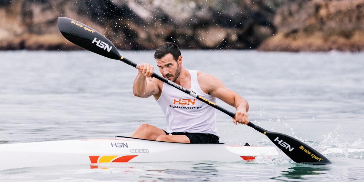 Saul Craviotto si prepara ai Giochi Olimpici
