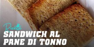 Sandwich al pane di tonno