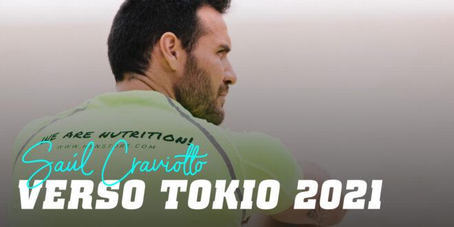 Verso Tokyo 2021: Un giorno nella vita di uno sportivo, di Saul Craviotto