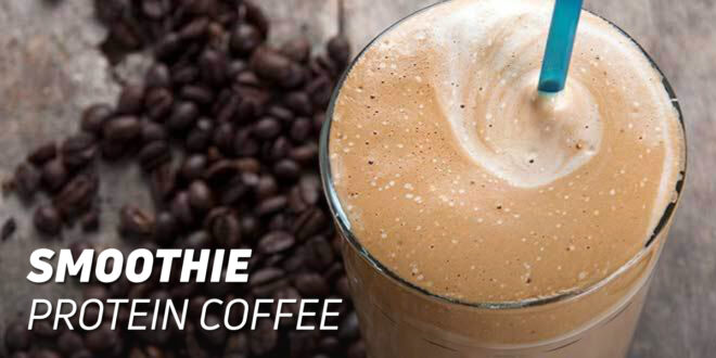 Smoothie Protein Coffee