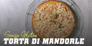 Torta di Mandorle Senza Glutine