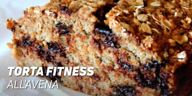 Torta di Avena Fitness