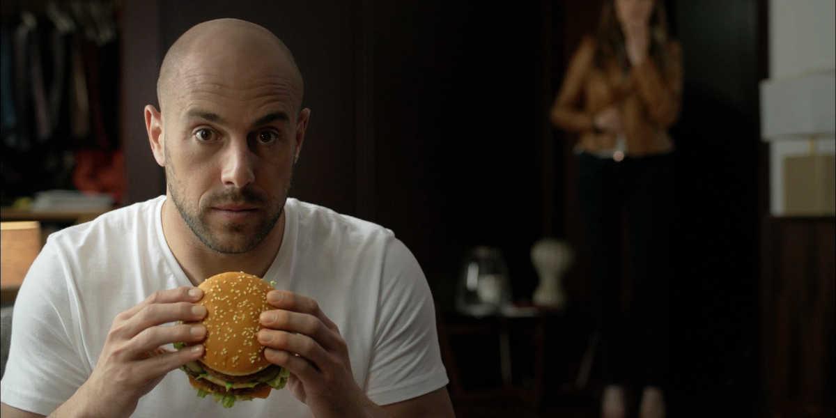 Sai che cosa mangia un calciatore professionista?