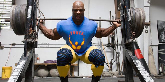 Coleman allenamento di forza