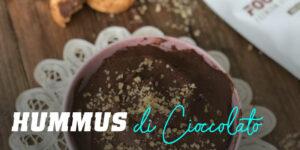 Hummus di cioccolato