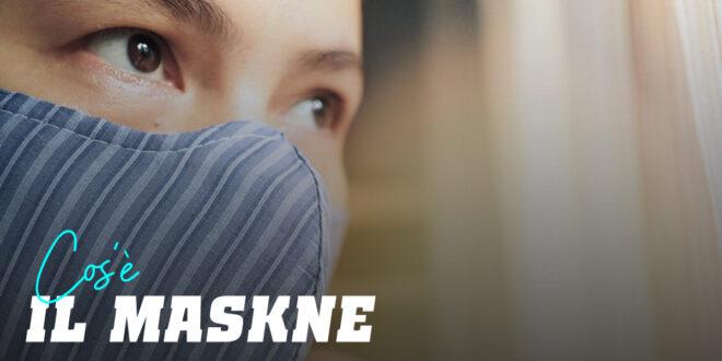 Acne a causa dell'Uso della Mascherina o Maskne: Come evitarla