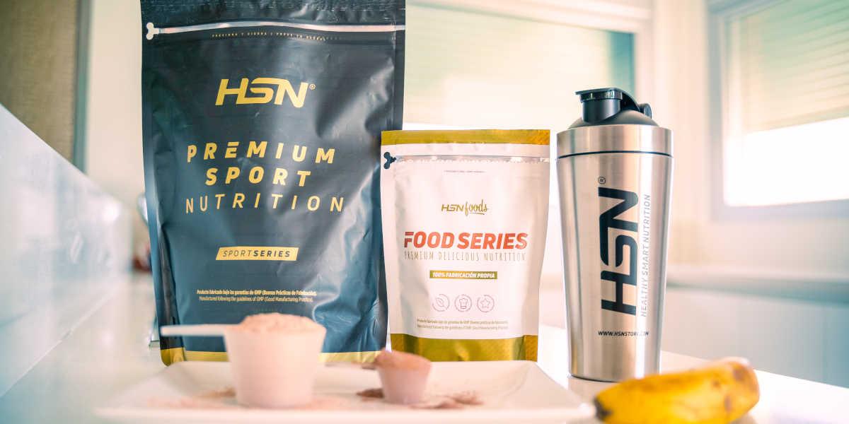 Proteina del Siero del Latte Dieta Calciatore