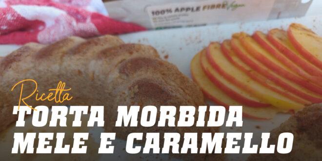 Torta Morbida di Mele e Caramello