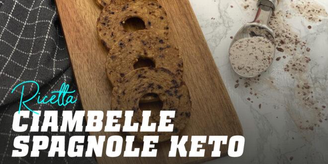 Ciambelline Keto, una merenda perfetta!