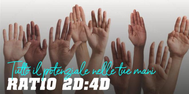 Digit Ratio 2D:4D: Che cosa ci dicono le Nostre Mani?