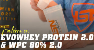 Scomponiamo la nostra Evowhey Protein 2.0: WPC 80% - 450 Instant di Fonterra