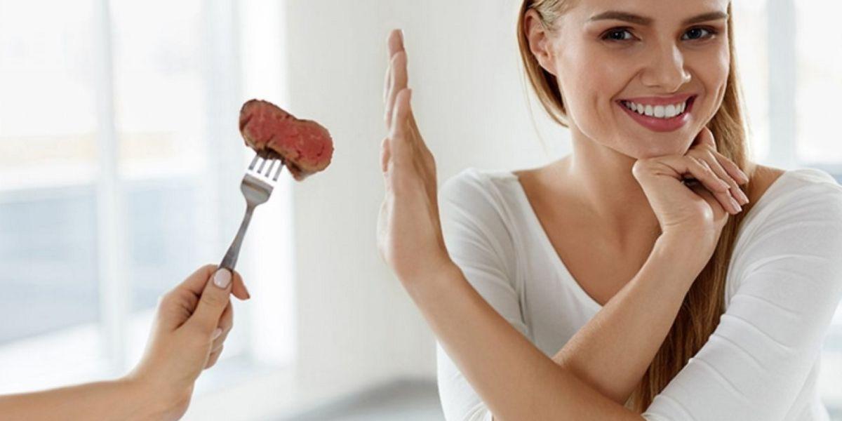 Non mangiare carne