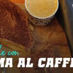 Pancake di Avena con Crema di Caffè