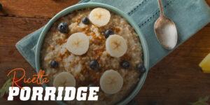 Porridge di Avena: Una squisita colazione