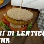 Ricetta vegana con avena e lenticchie