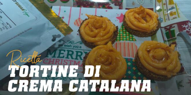 Tartellette alla Crema Catalana, Un Dessert Ricco di Proteine