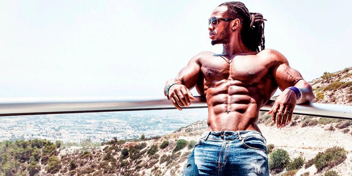 Ulises JR Bodybuilder