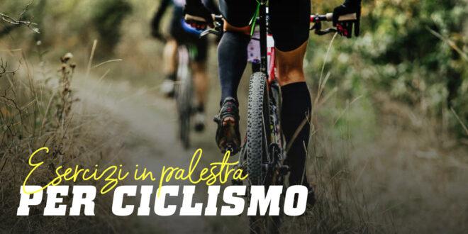 Allenamento per ciclismo in palestra, funziona davvero?