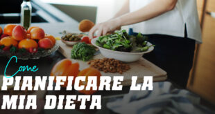 Come pianificare una dieta sana