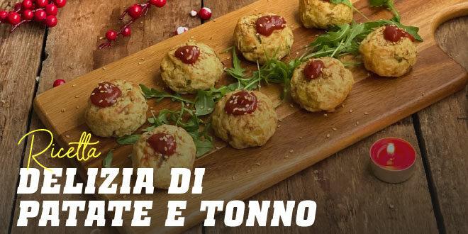 Delizie di Patate e Tonno