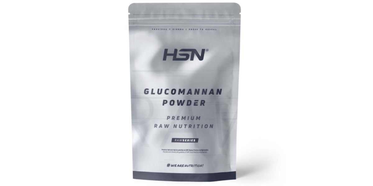 Glucomannano in Polvere di HSN