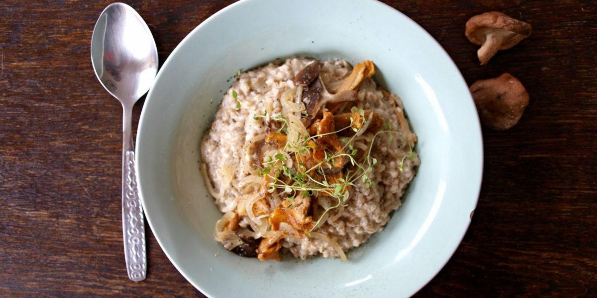 Ingredienti ricetta Kashotto