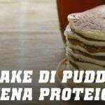 Pancake di Porridge di Avena Proteici