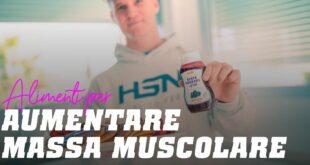 Quali sono gli Alimenti che Aiutano a Costruire il Muscolo e ad Aumentare di Peso?