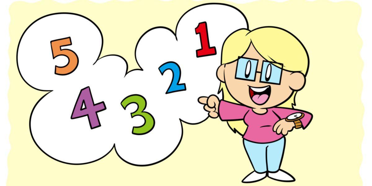 Regola di contare fino a 5