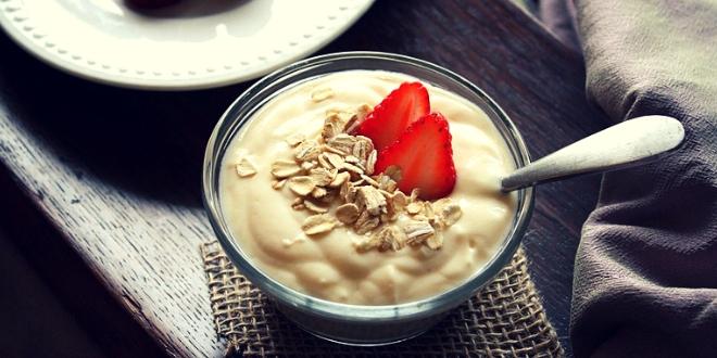 Ingrédients du yaourt