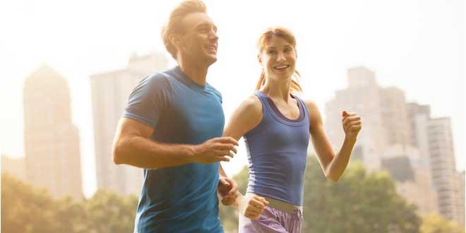 La course à pied libère des endorphines