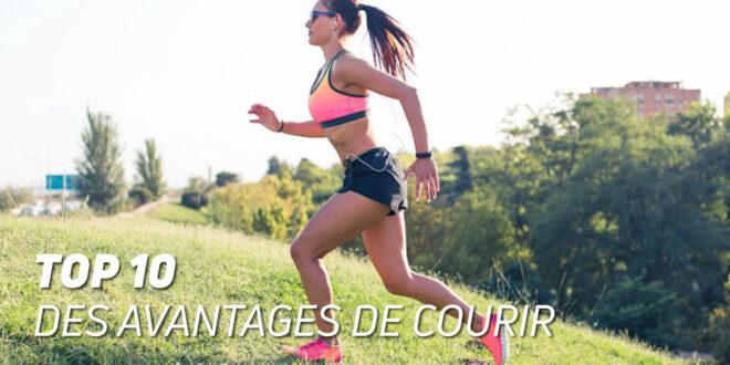 10 Avantages de Courir