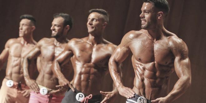 Compétition de Bodybuilding