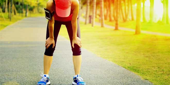 Athlètes et problèmes de digestion
