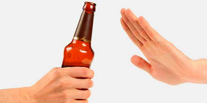 Dites non à l'alcool
