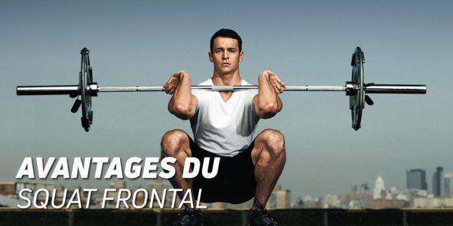 Bienfaits du Squat Avant, Muscles Impliqués, Technique