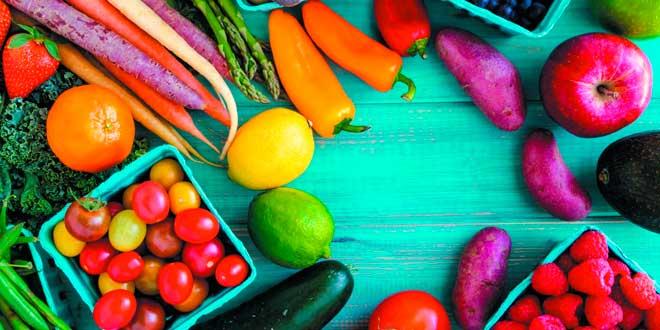 Le ph dans les Fruits et légumes