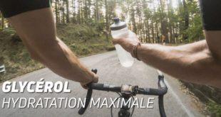 Glycérol: hydratation maximale